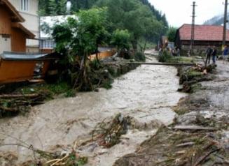 Prognoza meteo pe urmatoarele trei luni - inundatii combinate cu seceta