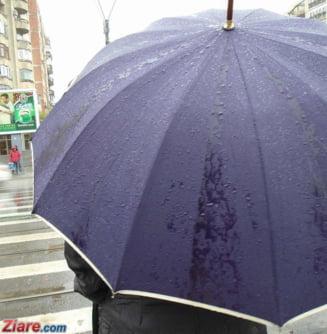 Prognoza speciala pentru Bucuresti: Temperaturi de 30 de grade, ploi torentiale, vijelii si grindina, pana marti