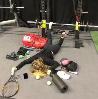 Program infernal pentru Simona Halep inainte de US Open: Ar putea infrunta o romanca la New Haven