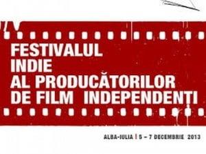 Programul Festivalui INDIE al Producatorilor de Film Independenti de la Alba Iulia