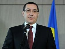 Programul Guvernului la capitolul CFR Marfa este gresit. Ponta cere, din Bulgaria, refacerea textului