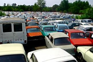 Programul Rabla nu poate salva industria auto din Romania