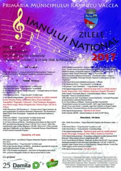 Programul Zilelor Imnului National