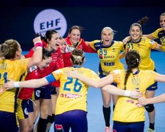 Programul complet al nationalei Romaniei la Campionatul European de handbal: Vom disputa trei meciuri de foc