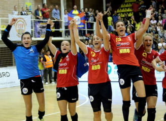 Programul complet al nationalei Romaniei la Campionatul Mondial de handbal
