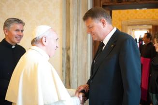 Programul complet al vizitei papei Francisc in Romania: De la rugaciuni cu patriarhul Daniel si slujba pe Campia Libertatii