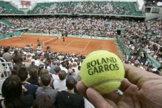 Programul de duminica al romanilor la Roland Garros
