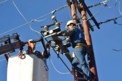 Programul de intreruperi de energie electrica din perioada 7 - 11 decembrie, in judetul Calarasi