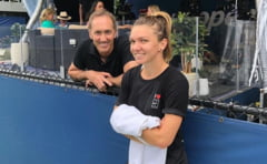Programul de marti de la US Open: Cand joaca Simona Halep si ceilalati romani