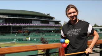 Programul de marti de la Wimbledon: Iata de la ce ore vor juca Simona Halep si celelalte romance