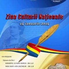 Programul evenimentelor prilejuite de Ziua Culturii Nationale