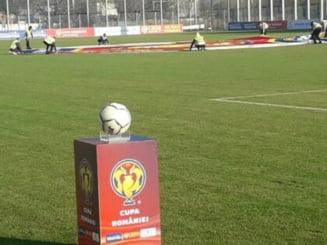 Programul optimilor de finala ale Cupei Romaniei