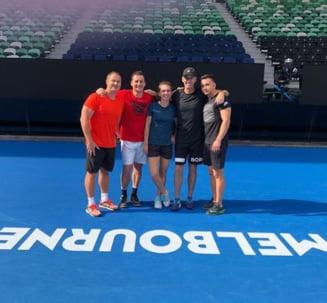"""Programul romanilor de la Australian Open: Iata cand vor juca Simona Halep si ceilalti """"tricolori"""""""
