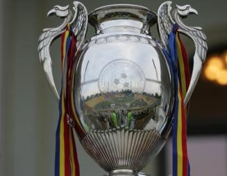 Programul semifinalelor Cupei Romaniei la fotbal