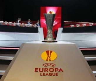 Programul sferturilor de finala din Europa League