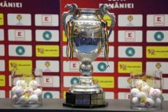 Programul si televizarile semifinalelor Cupei Romaniei la fotbal