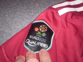Programul ultimei etape a preliminariilor Campionatului European din 2012