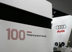 Progres prin Tehnologie: Audi aniverseaza 100 de ani