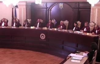 Proiect: Judecatorii CCR - urmariti penal, arestati, perchezitionati, trimisi in judecata doar cu incuviintarea colegilor