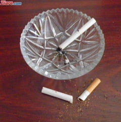 Proiect USR: Reclamele la tigari si promovarea produselor din tutun sa fie interzise