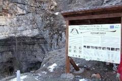 Proiect de conservare a speciilor de lilieci: Au fost montate panouri de avertizare in 40 de pesteri din Alba, Bihor si Cluj