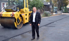 Proiect pentru asfaltarea a 12 strazi, la Panciu