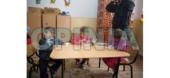 Proiect pentru prevenirea abandonului scolar in randul romilor, derulat de Inspectoratul Scolar si Primaria Buzau