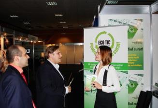 Proiect pilot de colectare a deseurilor electrice si electronice in Ploiesti