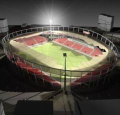 Proiecte de stadioane din Romania: Bijuteria de la Arad