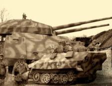 Proiecte imposibile: Tancul nazist de 1.000 de tone