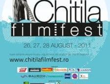 Proiectii de film pe Lacul Chitila