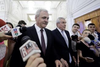 Proiectul care ii scapa de dosare si condamnari pe Dragnea si Tariceanu a trecut de Parlament