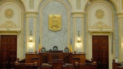 Proiectul cu masurile pentru perioada starii de alerta a fost votat de Senat, dar cu 67 de pagini de modificari