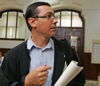 Proiectul de buget pe 2013, secretizat de Ponta