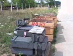Proiectul de raport in cazul armelor de la Babeni acuza presa de manipulare