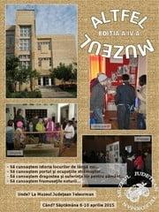 """Proiectul educational """"Muzeul altfel"""", pregatit pentru elevii teleormaneni"""