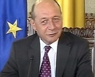 Proiectul lui Basescu de Constitutie - presedinte mai puternic, parlamentari neprotejati