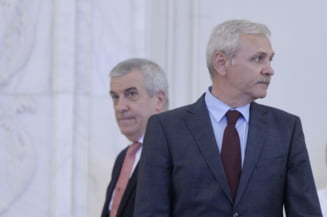 Proiectul lui Dragnea si Tariceanu care i-ar scapa de dosare si condamnari trece in viteza prin Parlament