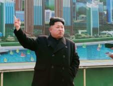 """Proiectul lui Kim Jong-un """"invidiat de toata lumea"""": L-a inspectat din avionul sau luxos (Foto)"""