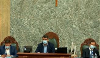 Proiectul privind autonomia Tinutului Secuiesc a fost respins definitiv, de Senat