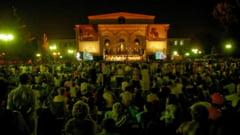 Promenada Operei - concerte gratuite, in aer liber, in weekend