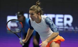 Promisiunea facuta de Natalia Vihlyantseva inaintea meciului cu Simona Halep de la Sankt Petersburg
