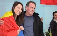 Promisiunea lui Petre Marginean campioanei Florentina Marincu s-a concretizat in suma de 180.000 de lei