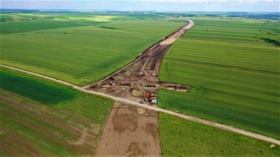 Promisiunea ministrului Drula despre autostrada de centura a Bucurestiului. Anul cand ar urma sa se circule pe toti cei 100 de kilometri