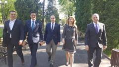 """Promisiuni de campanie: Gorghiu zice ca ii va """"rupe picioarele"""" ministrului PNL al Transporturilor"""