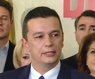 Promisiunile lui Grindeanu: Nu voi face miscari in Guvern si miscari politice fara colegii mei