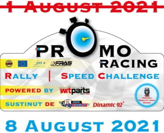 Promo Speed Challenge se amana pentru 8 August