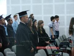 """Promotia 2017 a proiectului """"Vreau in clasa a noua"""", la final de program"""