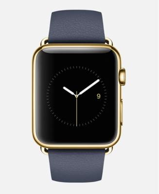 Promotie la Apple Watch: Ceasurile inteligente, vandute la pret reduse
