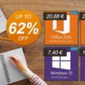 Promotii deosebite pentru performanta in munca la distanta: Ramaneti productiv cu sistemul Windows 10 la doar 7,40Euro disponibil pe Godeal24.com